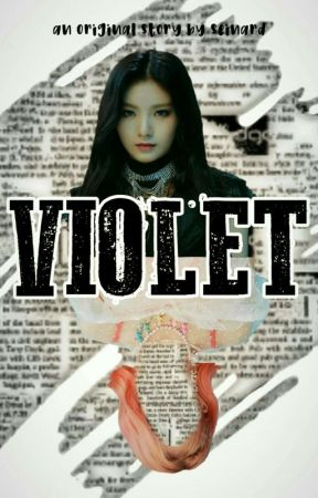 violet、ft. hyunjin by seinard