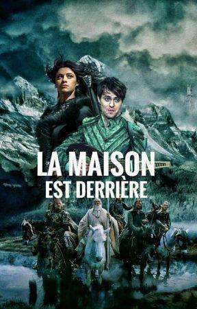 La Maison Est Derrière-LOTR- by TomHiddlestoff