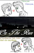 Dean and Castiel: On the Run by CatbugIsABoss