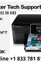 hp printer helpline number +1 833 781 8185 by gadgetsick8