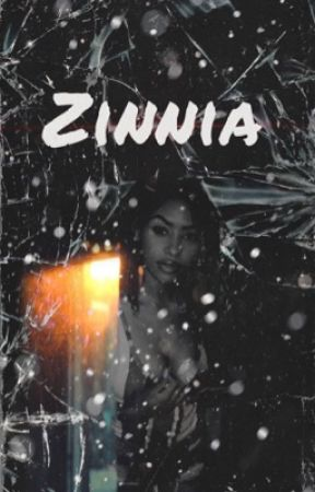 Zinnia  by its_ya_girl_tete