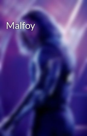 Malfoy by Lukesteenagedream