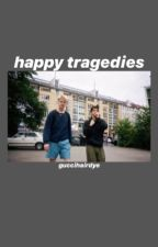 happy tragedies | matt and joba by guccihairdye