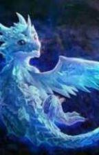 The Ice Dragon by princesspopply