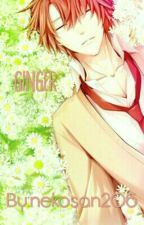 Ginger by nekosan206