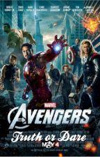 Avengers Truth or Dare by Diamondhearth