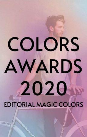 Colors Awards 2020 (INSCRIPCIONES CERRADAS)  by EditorialMagicColors