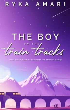 The Boy on the Train Tracks by ImWeirdSoDealWithIt