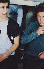 Cameron Dallas and Nash Grier Imagines by lovable_Grier