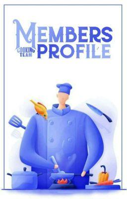 Đọc truyện 「Cooking Team」 Members Profile