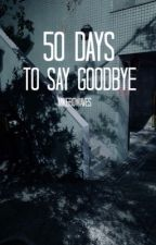 50 days to say goodbye || c.h by laurenwrites120