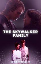 The Skywalker Family by ReinaStarnight