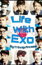 Life with Exo  by Trinniprincess