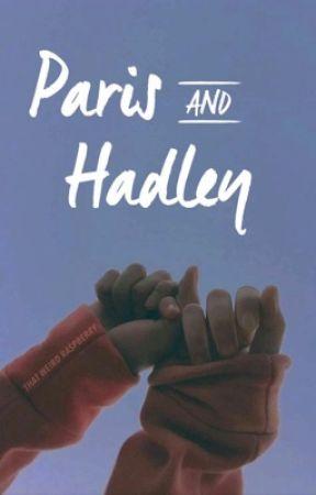 Paris and Hadley | That Weird Raspberry by ThatWeirdRaspberry