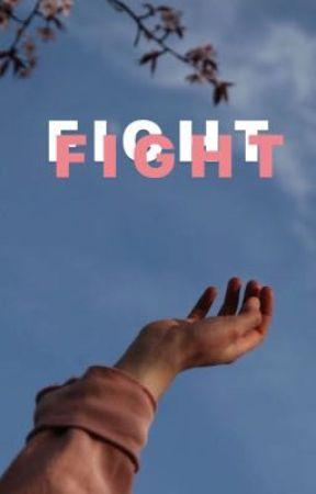 Fight  by calumsgossipgorl