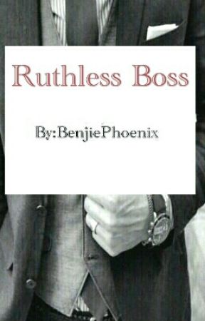 Ruthless boss boyxboy by BenjiePhoenix