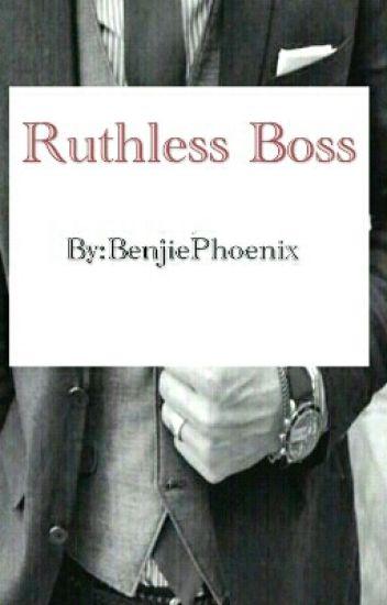 Ruthless boss boyxboy
