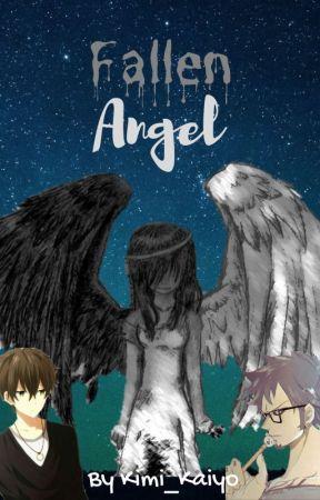 Fallen Angel - Law x Reader - HIATUS 💔 by Kimi_Kaiyo