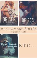 Mes romans édités by KokoNhan