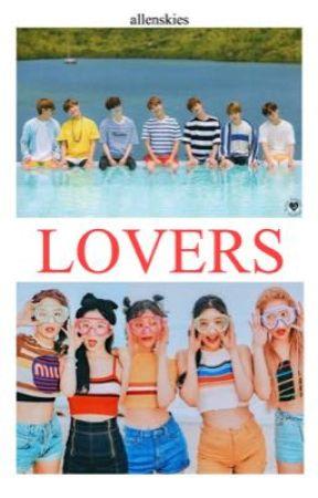 Lovers by allenaskies