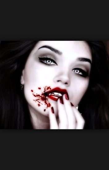 My first vampire