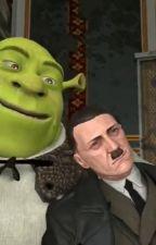 Shrek x Hitler by shrekbobhole