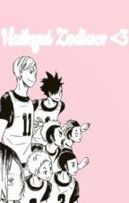 Haikyuu Zodiacs by Author-chan36