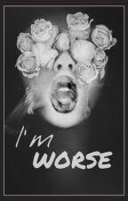 I'm worse. - punk luke hemmings by dreamofhappiness