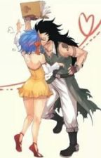 ~Gajeel and Levy~ Falling in Love by _GAJEELXLEVY_