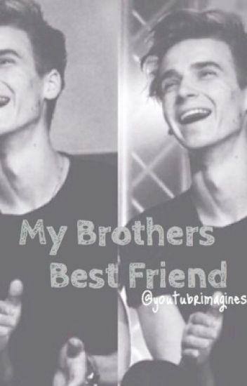 My Brothers BestFriend - Joe Sugg (smut)
