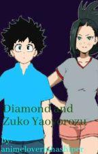 Diamond and Zuko Yaoyorozu by animelovermhashiper