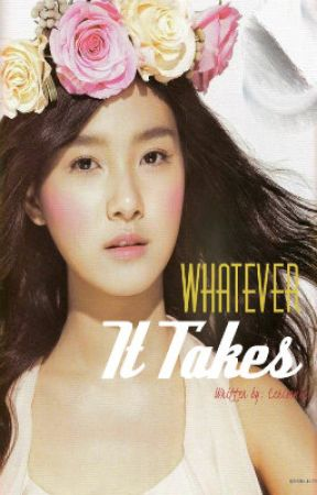 Book 3- Whatever it Takes by Cerisemie
