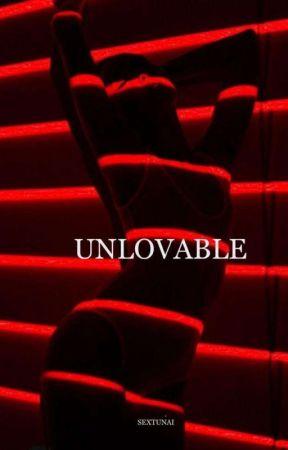 Unlovable by setxunai