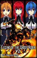 Legend Of The Ghost Rider (Book 2) by Square4you