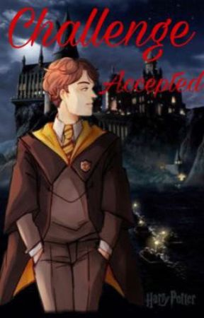 Challenge accepted! - Cedric Diggory x OC by _Hermione-J-Malfoy_