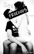 Sex Friends // h.styles by lolalixxie