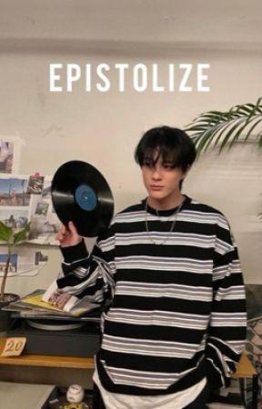 epistolize || lee jeno  by markscloud