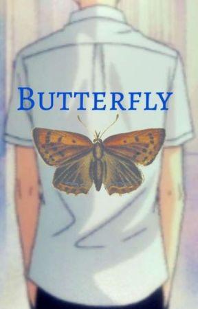 Butterfly by StitchIzBestBoi