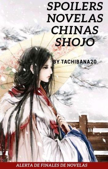 spoilers novelas Chinas shojo