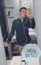 falling too hard - n.s x reader by stranger-schnapp