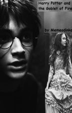 Harry Potter and the Goblet of Fire by memeodinka