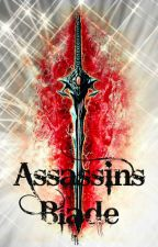 Assassin's Blade  [Young Writers Short Story] by kat_alistaire