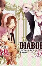 diabolik lovers by NANATHESTORYTELLERR