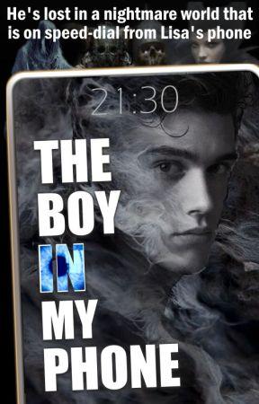The Boy IN My Phone by JackLDawn