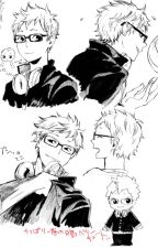Tsukishima Kei x Reader by TimelessWriting