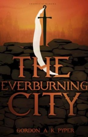 The Everburning City by Arveliot