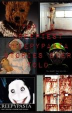 Top 10 Creepiest Creepypasta Stories by Little_Ticci_Tori