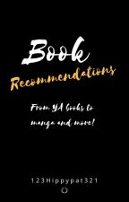 Book Recommendations by 123hippypat321