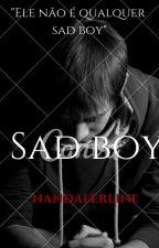 Sad boy by linenanda2007