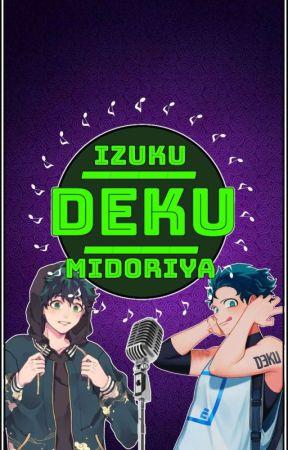 "Izuku ""Deku"" Midoriya  by Yamil10000"